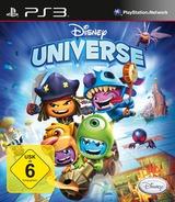 Disney Universe PS3 cover (BLES01354)