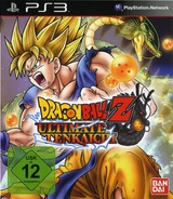 Dragon Ball Z: Ultimate Tenkaichi PS3 cover (BLES01401)