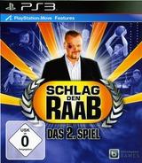 Schlag den Raab 2 PS3 cover (BLES01444)