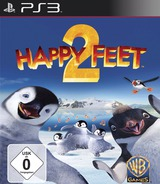 Happy Feet 2: The Video Game PS3 cover (BLES01452)