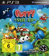Putty Squad PS3 cover (BLES01501)