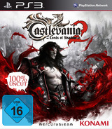 Castlevania: Lords of Shadow 2 PS3 cover (BLES01644)