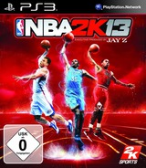 NBA 2K13 PS3 cover (BLES01713)