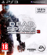 Dead Space 3 PS3 cover (BLES01733)