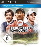 Tiger Woods PGA Tour 14 PS3 cover (BLES01754)