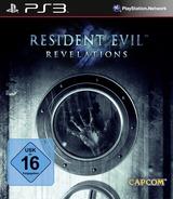 Resident Evil: Revelations PS3 cover (BLES01773)