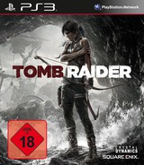 Tomb Raider PS3 cover (BLES01781)