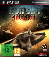 Iron Sky Invasion PS3 cover (BLES01786)