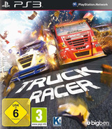Truck Racer PS3 cover (BLES01798)