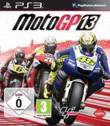 MotoGP 13 PS3 cover (BLES01805)