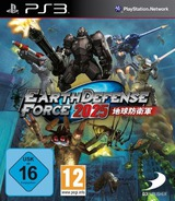 Earth Defense Force 2025 PS3 cover (BLES01847)