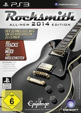 Rocksmith 2014 Edition PS3 cover (BLES01862)