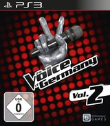 The Voice of Germany Volume 2 PS3 cover (BLES01891)