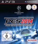 Pro Evolution Soccer 2014 PS3 cover (BLES01932)