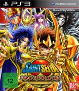 Saint Seiya:Brave Soldiers PS3 cover (BLES01936)
