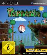 Terraria PS3 cover (BLES01938)