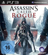 Assassin's Creed: Rogue PS3 cover (BLES02061)