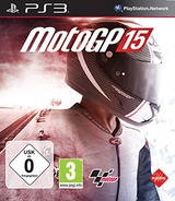 MotoGP 15 PS3 cover (BLES02162)