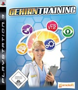 Gehirntraining PS3 cover (BLES30213)