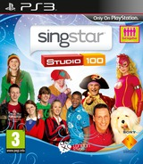 SingStar Studio 100 PS3 cover (BCES00520)