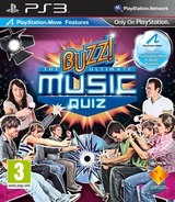 Buzz! The Ultimate Music Quiz PS3 cover (BCES00830)