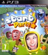 Start The Party PS3 cover (BCES00970)
