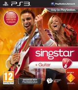 SingStar Guitar PS3 cover (BCES00979)