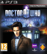 Doctor Who: The Eternity Clock PS3 cover (BCES01645)