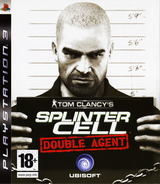 Tom Clancy's Splinter Cell: Double Agent PS3 cover (BLES00024)