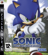 Sonic the Hedgehog PS3 cover (BLES00028)
