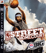NBA Street Homecourt PS3 cover (BLES00038)