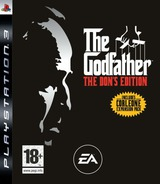 The Godfather: The Don's Edition PS3 cover (BLES00043)