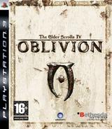 The Elder Scrolls IV: Oblivion PS3 cover (BLES00048)