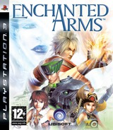 Enchanted Arms PS3 cover (BLES00049)
