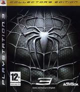 Spider-Man 3 (Collector's Edition) PS3 cover (BLES00062)