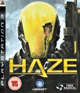 Haze PS3 cover (BLES00157)