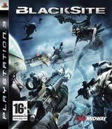 BlackSite PS3 cover (BLES00191)
