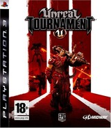 Unreal Tournament 3 PS3 cover (BLES00201)