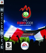 UEFA Euro 2008 PS3 cover (BLES00227)
