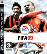 FIFA 09 PS3 cover (BLES00315)