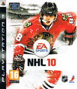 NHL 10 PS3 cover (BLES00567)