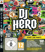 DJ Hero PS3 cover (BLES00602)