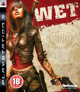 Wet PS3 cover (BLES00707)
