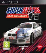 Superstars V8 Next Challenge PS3 cover (BLES00771)