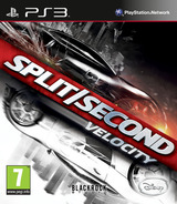 Spit/Second: Velocity PS3 cover (BLES00780)