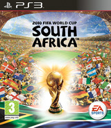2010 FIFA World Cup South Africa PS3 cover (BLES00796)