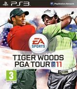 Tiger Woods PGA Tour 11 PS3 cover (BLES00870)