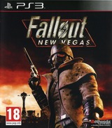 Fallout: New Vegas PS3 cover (BLES00901)