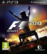 F1 2010 PS3 cover (BLES00917)