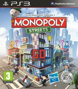 Monopoly Streets PS3 cover (BLES00954)